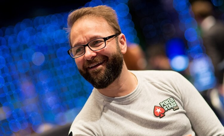 Даниэль Негреану «заглянул» на PokerStars и выиграл 30 000$