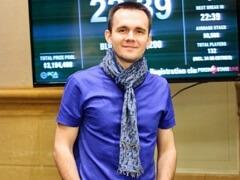 Никита Бодяковский лидирует в 25 000$ High Roller PCA 2018