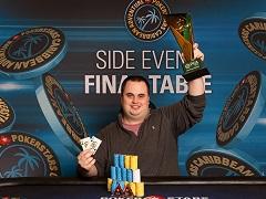 Кристофер Крук – чемпион 25 000$ High Roller PCA 2018