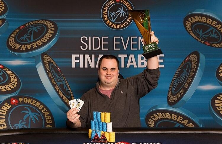 Кристофер Крук выиграл 25 000$ High Roller PCA 2018