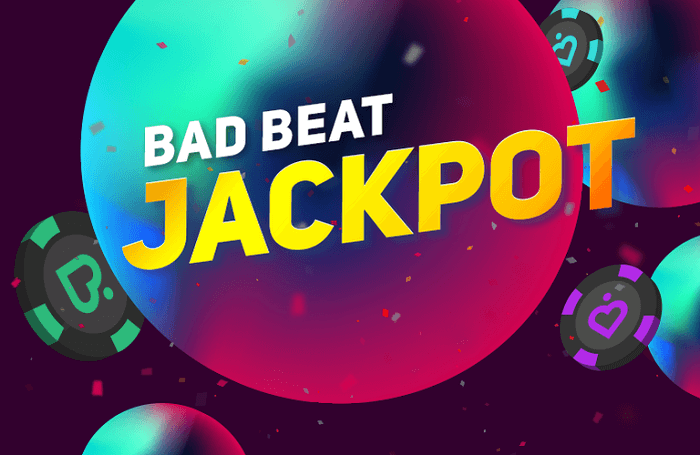 bad beat jackpot pokerdom