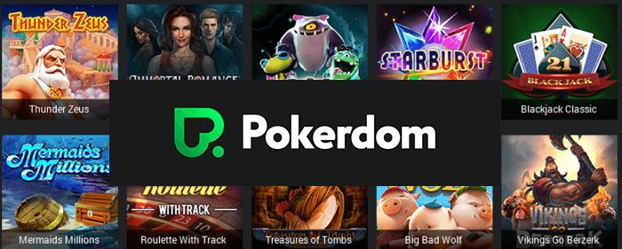 pokerdom casino