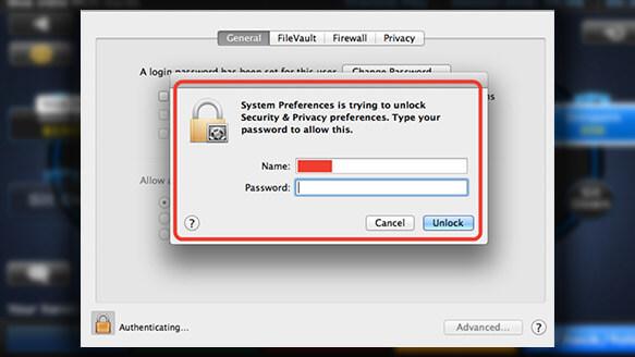 Безопасность Mac