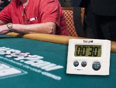 Правила Shot Clock и Big Blind Ante в турнирах хайроллеров на WSOP 2018