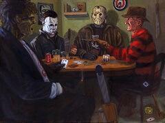 5 предложений для покерной игры с маньяками