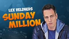 Лекс Вальдуис играет Sunday Million