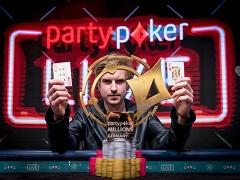 Виктор Блом – чемпион partypoker MILLIONS Main Event