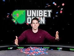 22-летний студент стал чемпионом Unibet Open Main Event