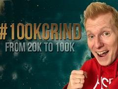 #100KGRIND марафон от PokerStars Team Pro