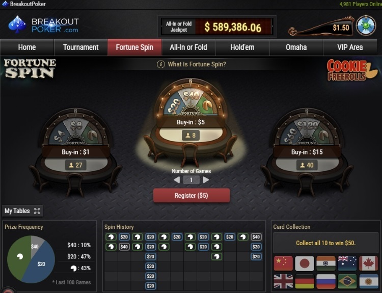 Fortune Spin GGNetwork
