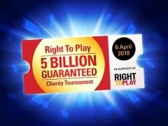 PokerStars проведет благотворительный турнир на Play Money
