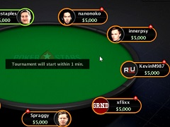Битва стримеров PokerStars Team Pro