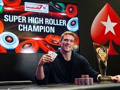 Чемпионом APPT Super High Roller стал Алекс Фоксен