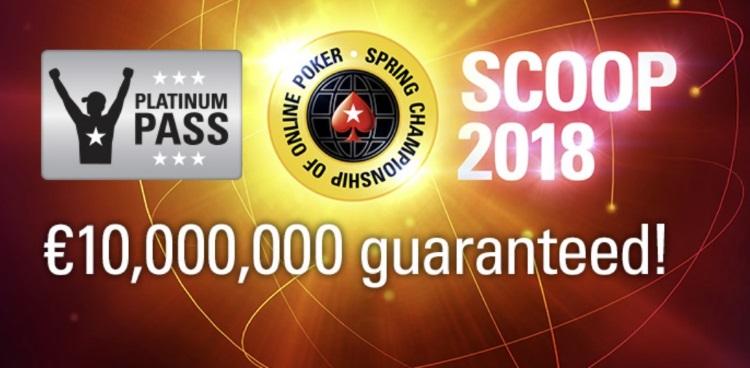 SCOOP PokerStars.es