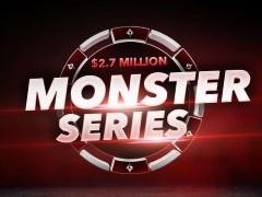 PartyPoker анонсировали Monster Series