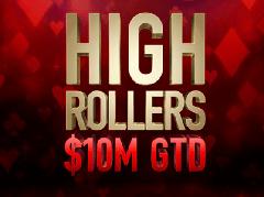 Россиянин Black88 отправил в нокаут соперников в турнире High Rollers
