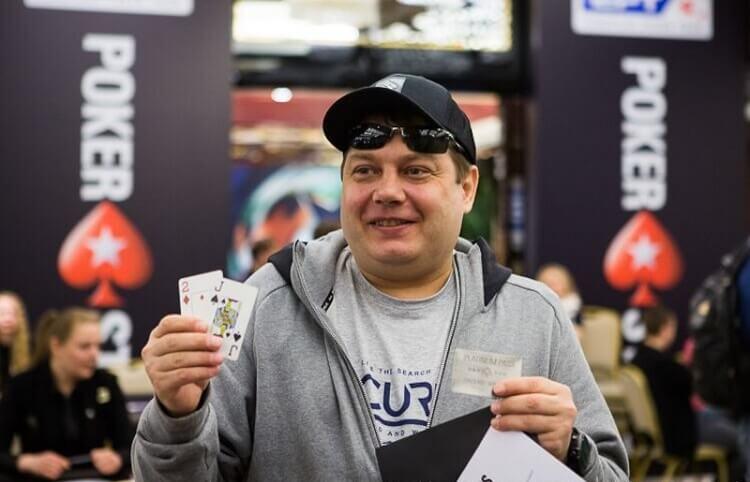 В розыгрыше Platinum Pass выиграл Леонид Тимонин