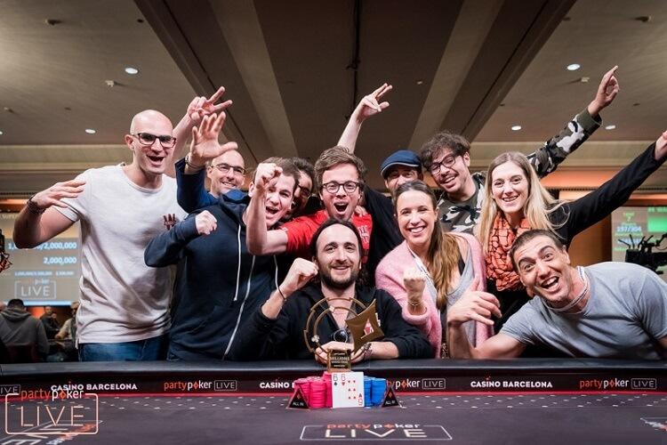 Давиди Китаи выиграл 700 000€ в турнире суперхайроллеров