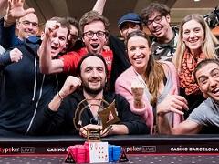 Давиди Китаи – чемпион €25k Super High Roller