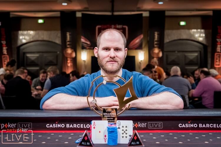 Сэм Гринвуд – чемпион турнира суперхайроллеров за 50 000€