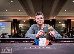 Джейк Шиндлер – чемпион турнира суперхайроллеров за 101 000€