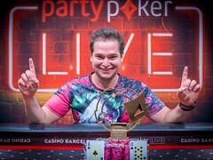 25-летний студент стал чемпионом partypoker LIVE MILLIONS Warm Up
