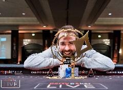 Паскаль Лефрансуа – главный чемпион partypoker LIVE MILLIONS Grand Final Barcelona
