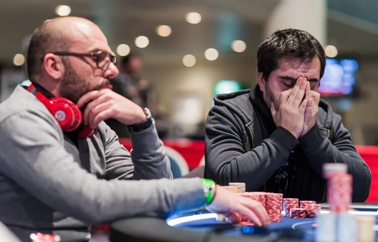 Ошибки покериста в кэш-игре