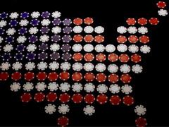 WSOP и 888Poker объединят пулы 3 штатов Америки