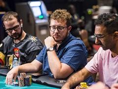 Брайан Хастингс лидирует в финале WPT SHR Poker Showdown