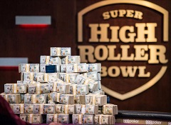 Полк, Хольц, Тони Джи и другие сыграют в турнире Super High Roller Bowl