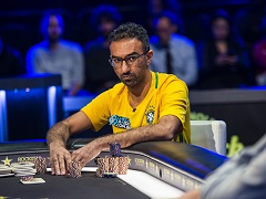 Фараз Джака – раннер-ап WPT SHR Poker Showdown Main Event