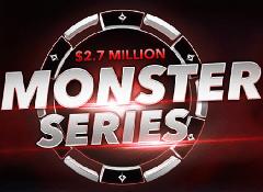 Получи от PartyPoker 25$ в билетах на серию Monster Series