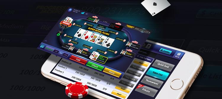 Запрет покерных приложений