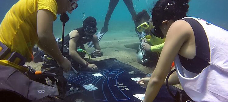 Покер в океане