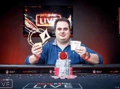Кристофер Крук – чемпион турнира partypoker MILLIONS за 25 500$