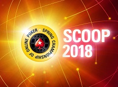 PokerStars анонсировал чемпионат SCOOP с гарантией в 65 000 000$