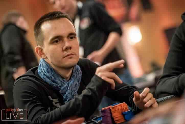 Никита Бодяковский – баббл-бой турнира суперхайроллеров