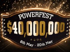Малоизвестный игрок выиграл два турнира Powerfest подряд