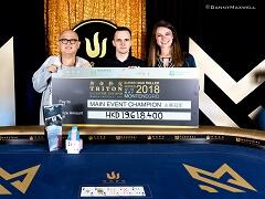Никита Бодяковский – чемпион Главного События Triton Poker Super High Roller