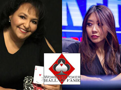 Мария Хо и Лупе Сото войдут в женский Зал Славы Покера