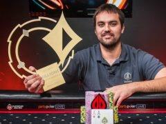 PartyPoker LIVE MILLIONS: Тейлор Блэк выиграл 1 090 000$ в Главном Событии