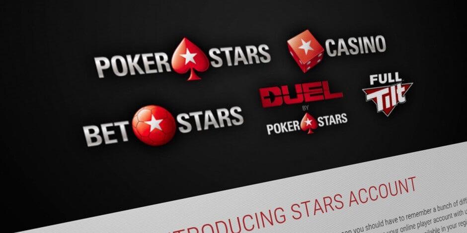 pokerstars зарегистрироваться