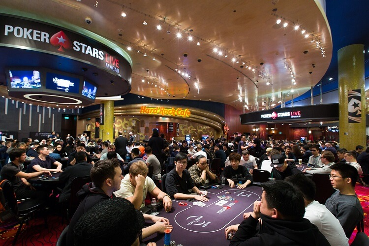 PokerStars ищут новое место для игры в Макао