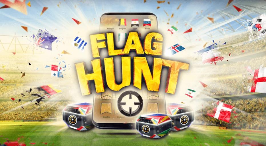 Flag Hunt на покерстарс