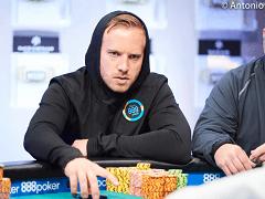 Мартин Якобсон лидирует в финале турнира WSOP