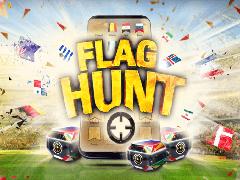 Flag Hunt на PokerStars: собирайте флаги и получите часть от 1 000 000$
