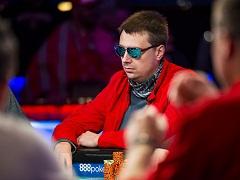 Игорь Сойка оформил вторую финалку на WSOP 2018