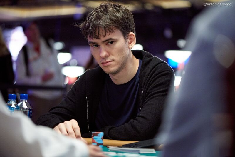 Тимофей Trueteller Кузнецов на WSOP 2018