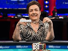 Фархинтай Бониади – первая женщина, которая выиграла турнир на WSOP 2018